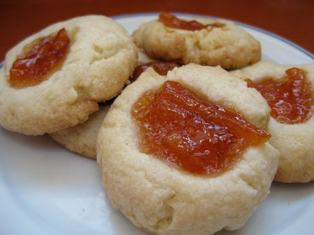marmalade thumbprints